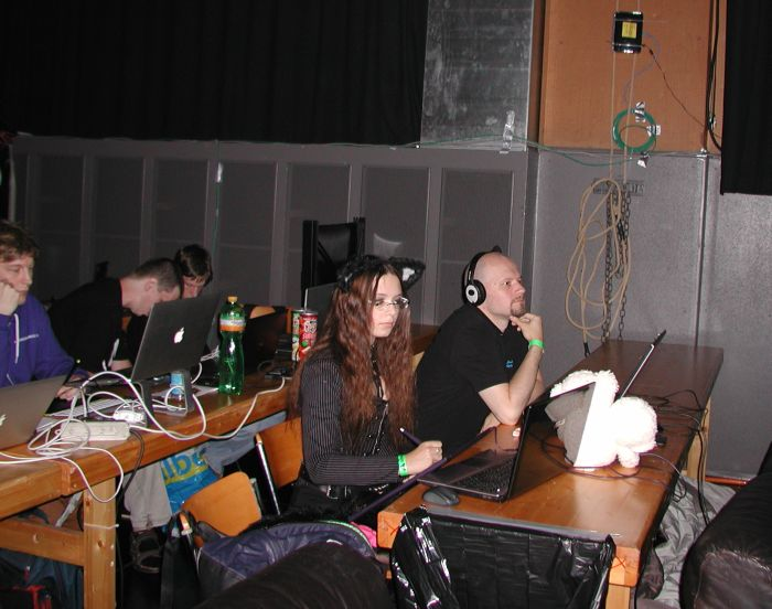 (Demoscene) Demodays 2012 (Bunzli)