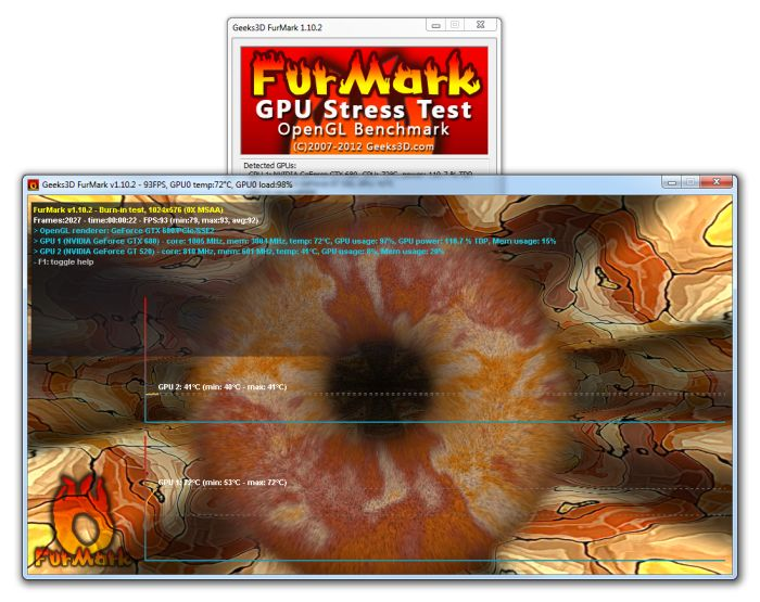 FurMark 1.10.2