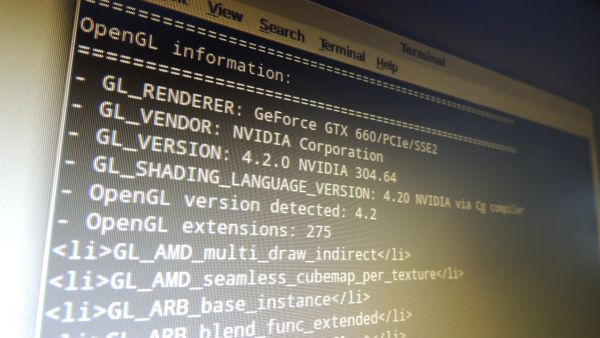 NVIDIA R304.64 Certified Linux Drivers