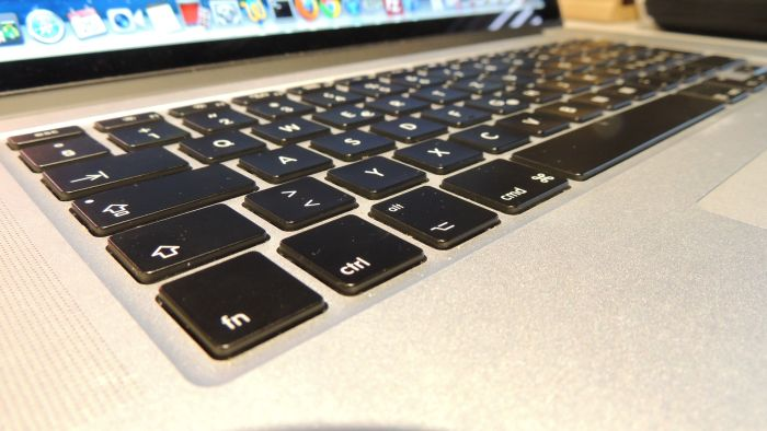 Apple, MacBook Pro Retina - Keyboard