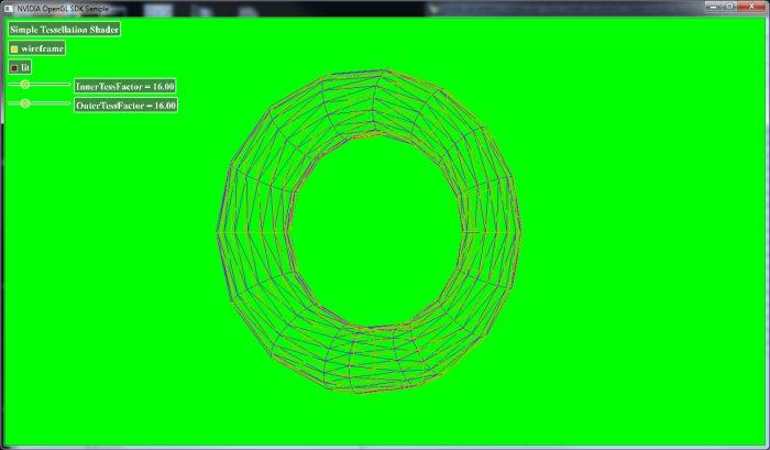 NVIDIA OpenGL SDK 2013