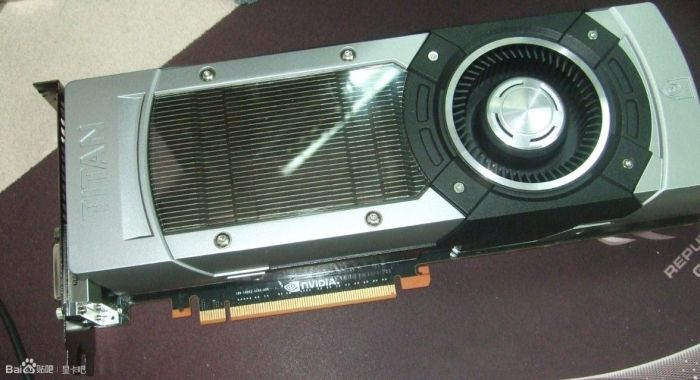 GeForce GTX Titan P