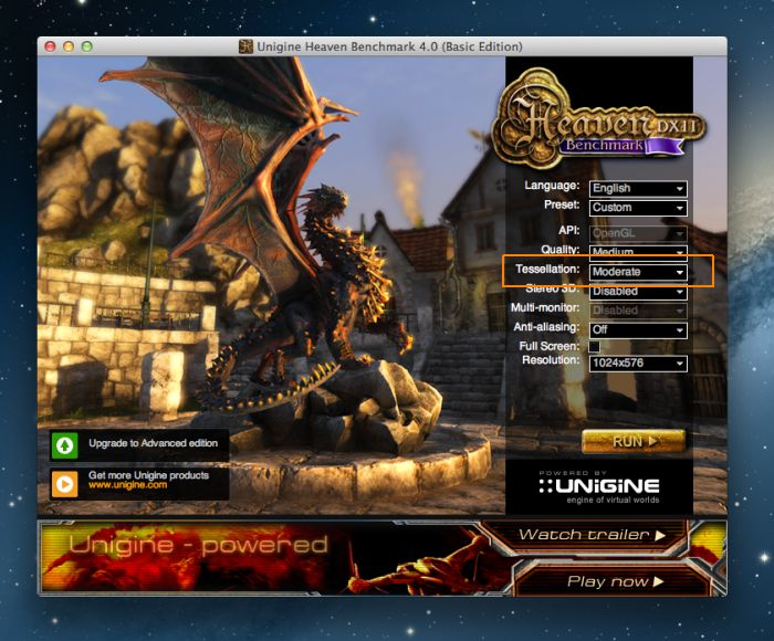 Unigine Heaven 4.0 Available for Windows, Linux and OS X
