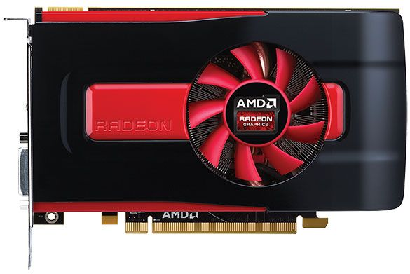 AMD Radeon HD 7790 board