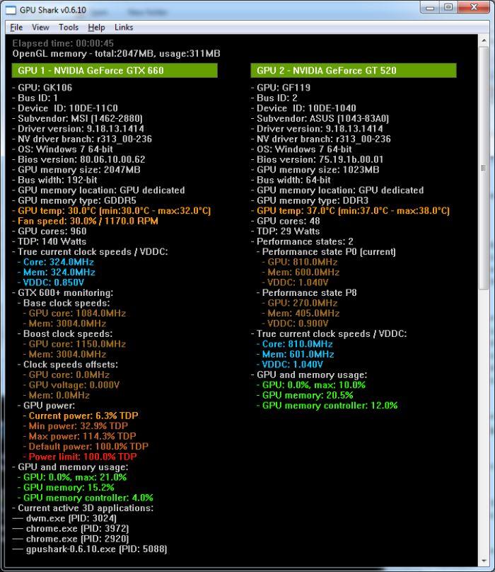 GPU Shark 0.6.10