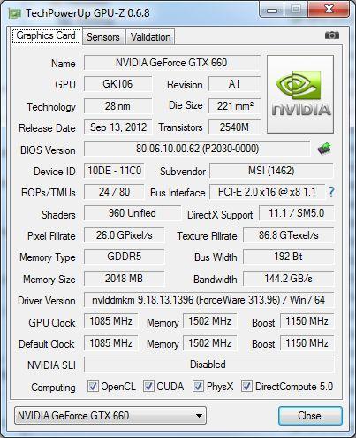 GPU-Z 0.6.8