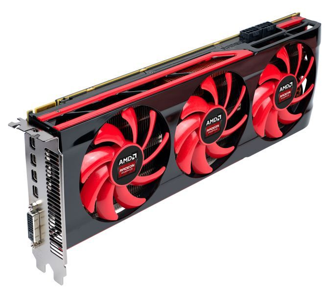 AMD Radeon HD 7990 dual-GPU videocard