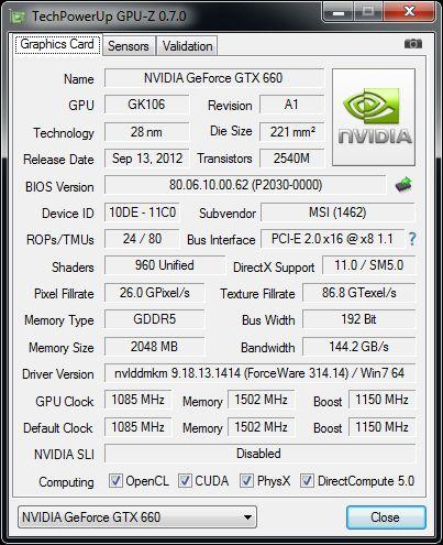 GPU-Z 0.7.0