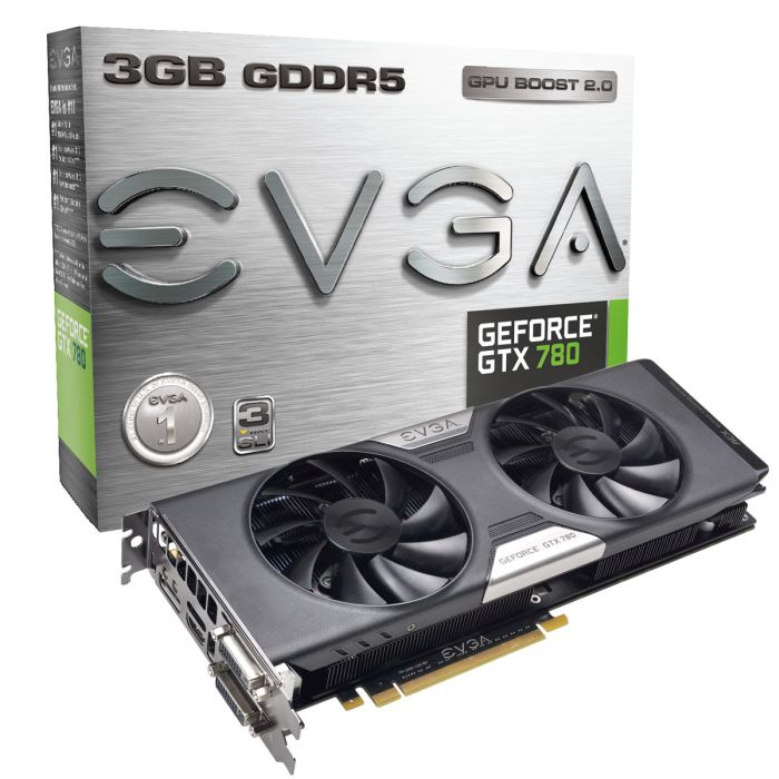 EVGA GTX 780 with ACX cooler