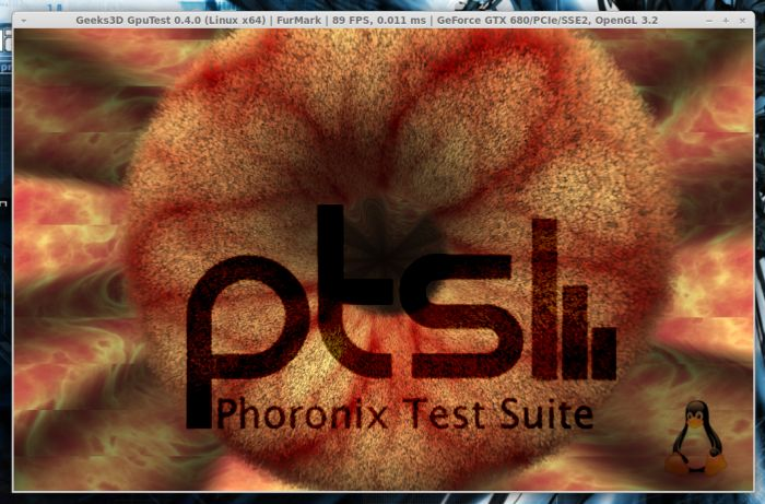 GpuTest added in Phoronix Test Suite