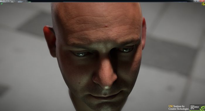 NVIDIA FaceWorks Demo