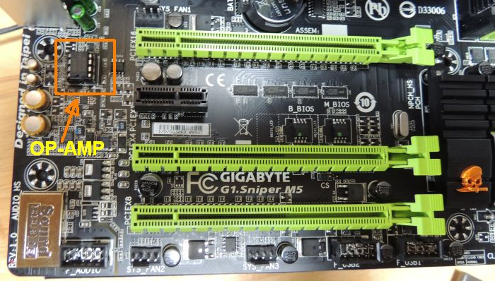 Gigabyte G1.Sniper M5 Z87 Mother