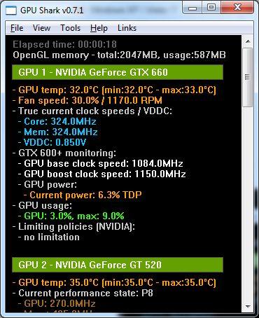 GPU Shark 0.7.1