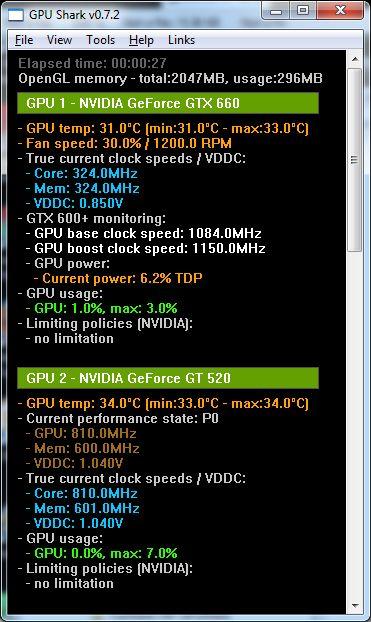 GPU Shark 0.7.2