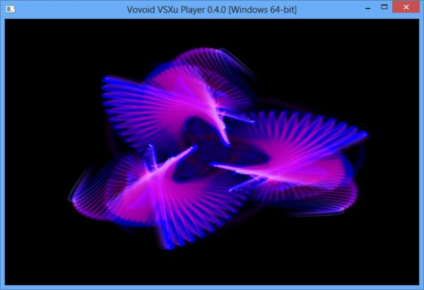 VSXu 0.4.0: Real Time 3D Graphics and Music Visualizer