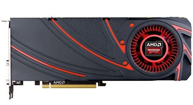 AMD Radeon R9-290X board