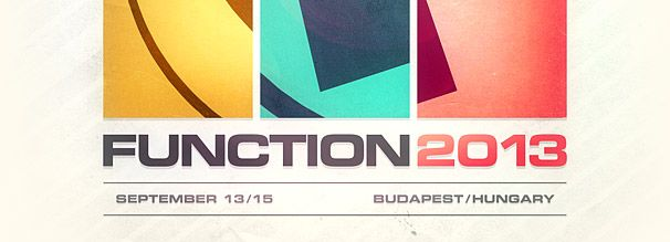 (Demoscene) Function 2013