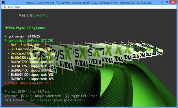 physx software for ati