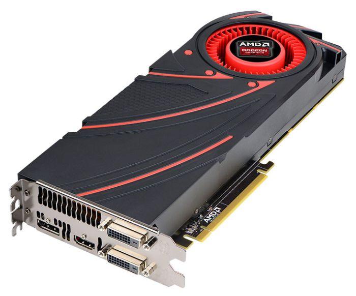 AMD Radeon R9 280X board