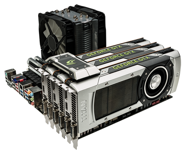 NVIDIA GeForce GTX Battlebox for Ultra High End Gaming