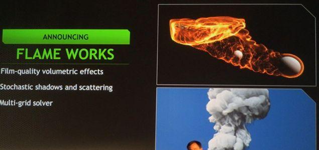 NVIDIA Flame Works