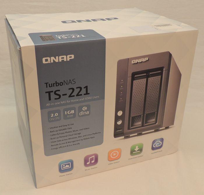 Qnap TS-221 NAS