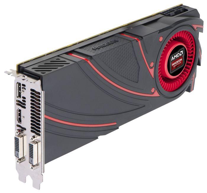 AMD Radeon R9 290 Videocard