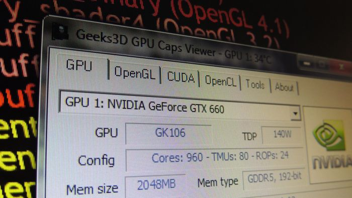 GPU Caps Viewer 1.19.0