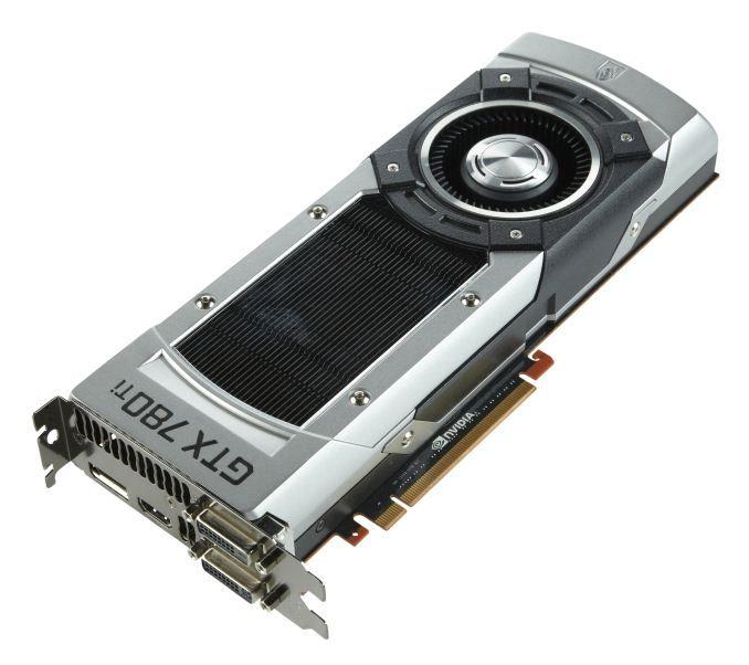 NVIDIA GeForce GTX 780 Ti Videocard