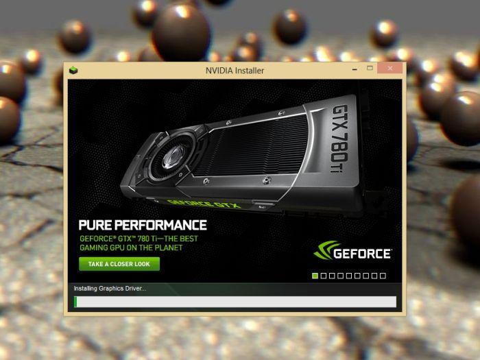 NVIDIA R331.93 installer