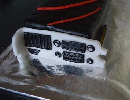A Radeon R9 290X Cake