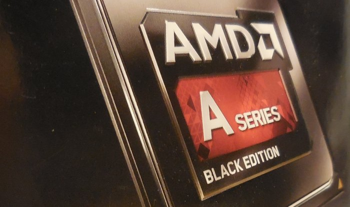 AMD A8-6800K box detail