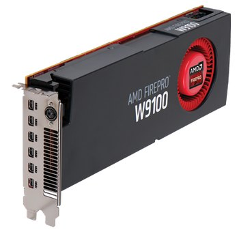 AMD FirePro W9100 16GB GDDR5