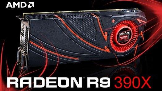 AMD Radeon R9 390X Bermuda