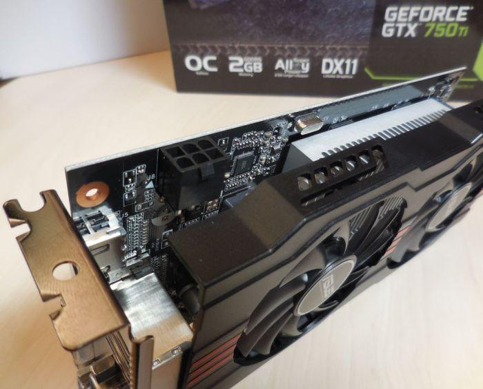 ASUS Geforce GTX 750 Ti OC Unboxing