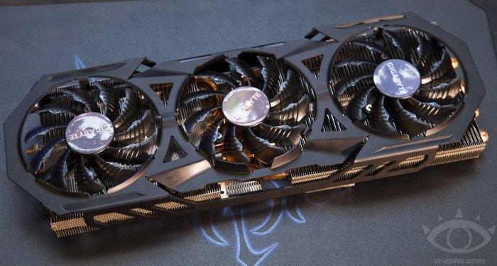 Gigabyte WindForce GPU cooler