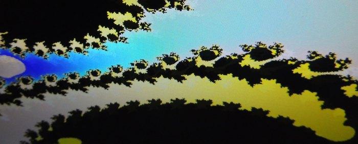 Julia Fractal OpenGL FP64