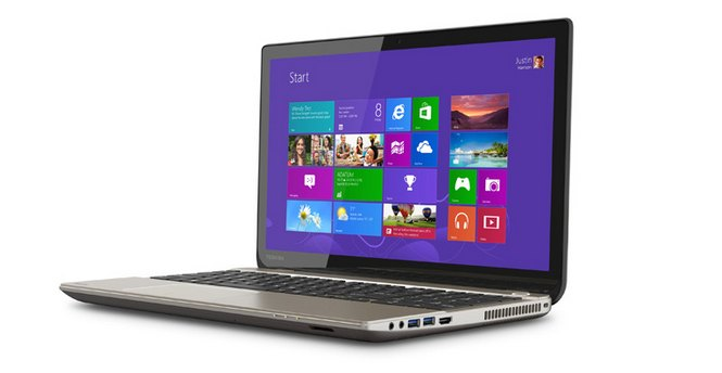 Toshiba Satellite P50T-BST2N01: the first Notebook with 4K Display