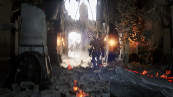 Unreal Engine 4 Tech-Demos Pack (including Elemental and a