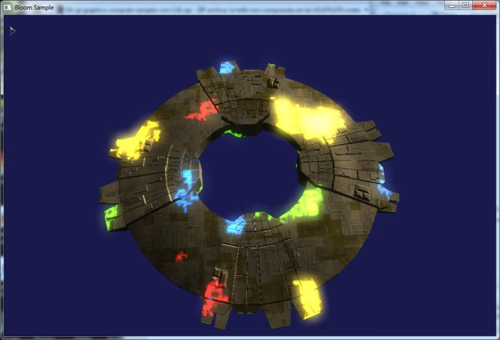 NVIDIA GameWorks OpenGL Samples Pack