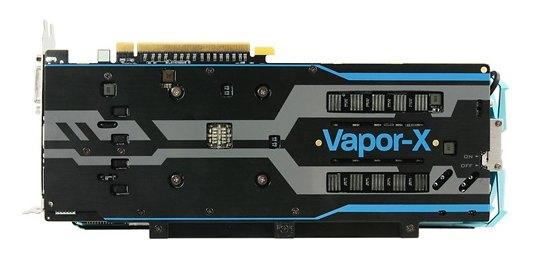 SAPPHIRE Radeon R9 290X Vapor X OC with 8GB GDDR5
