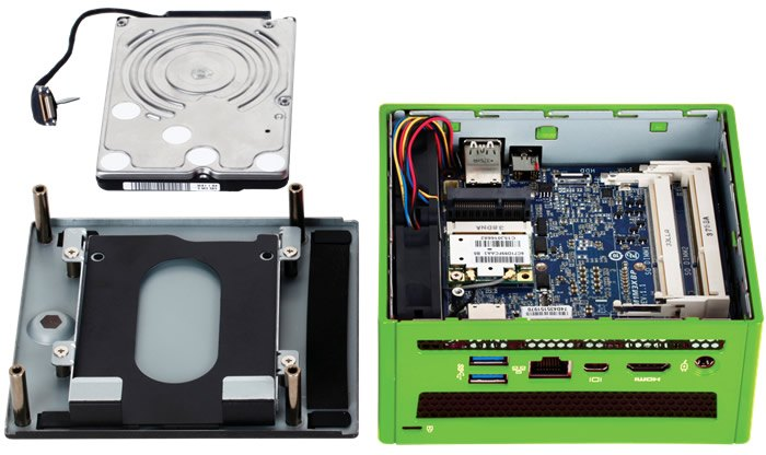 GIGABYTE Brix Gaming Compact PC Kit with NVIDIA GPU