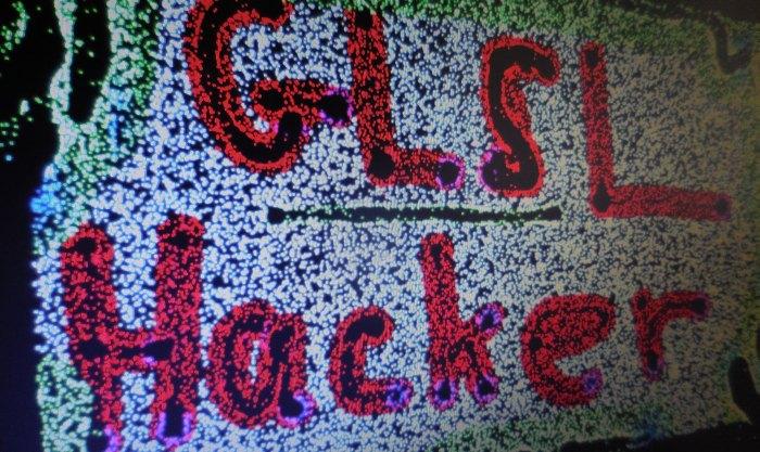 GLSL Hacker