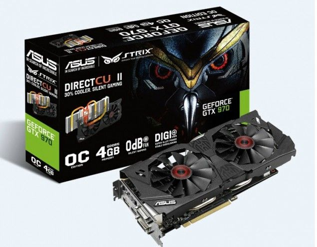 ASUS GeForce GTX 970