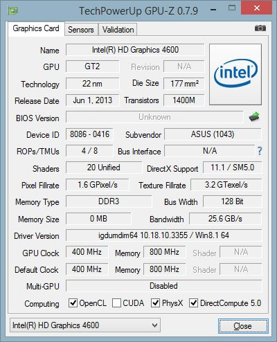 ASUS N550JK Notebook PC Review