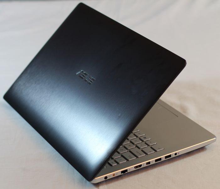 ASUS N550JK Notebook PC Review