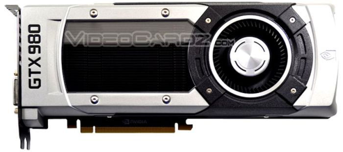 GTX 980 reference board