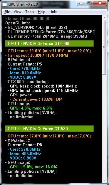 GPU Shark 0.9.1