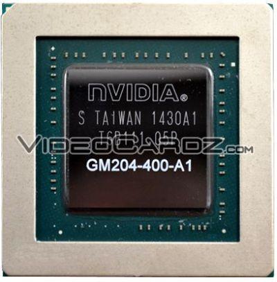 GM204-400 GPU