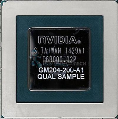 GM204 GPU